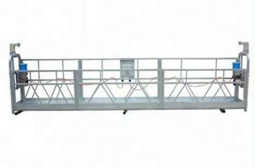 Preço barato plataforma de acesso Suspenso / gôndola de acesso Suspenso / berço de acesso suspenso / suspenso acesso estágio do balanço