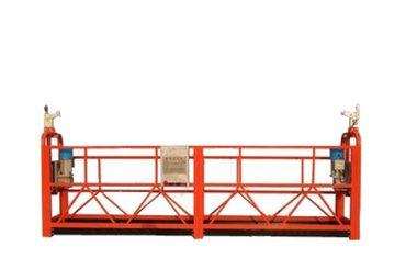 zlp500 antena suspensa plataforma berço equipamentos de construção para parede exterior