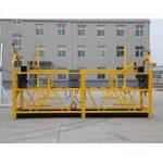 alta qualidade e zlp630 zlp800 hot power plataforma de trabalho zlp 630 plataforma suspensa