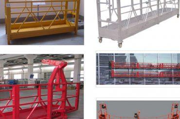 Fabricante-suspenso-plataforma-suspensa-Gondola-fabricante OEM (1)