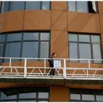 zlp630 janela limpeza corda suspensa plataforma