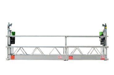 A corda da fase monofásica 220v / 60hz suspendeu a plataforma zlp500 zlp630 zlp800 zlp1000