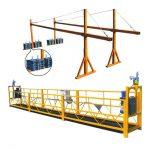 talha elétrica para plataforma suspensa e tipo cd1 grua elétrica